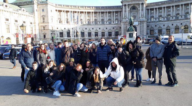 Strokovna ekskurzija, Dunaj ali Sarajevo in Mostar